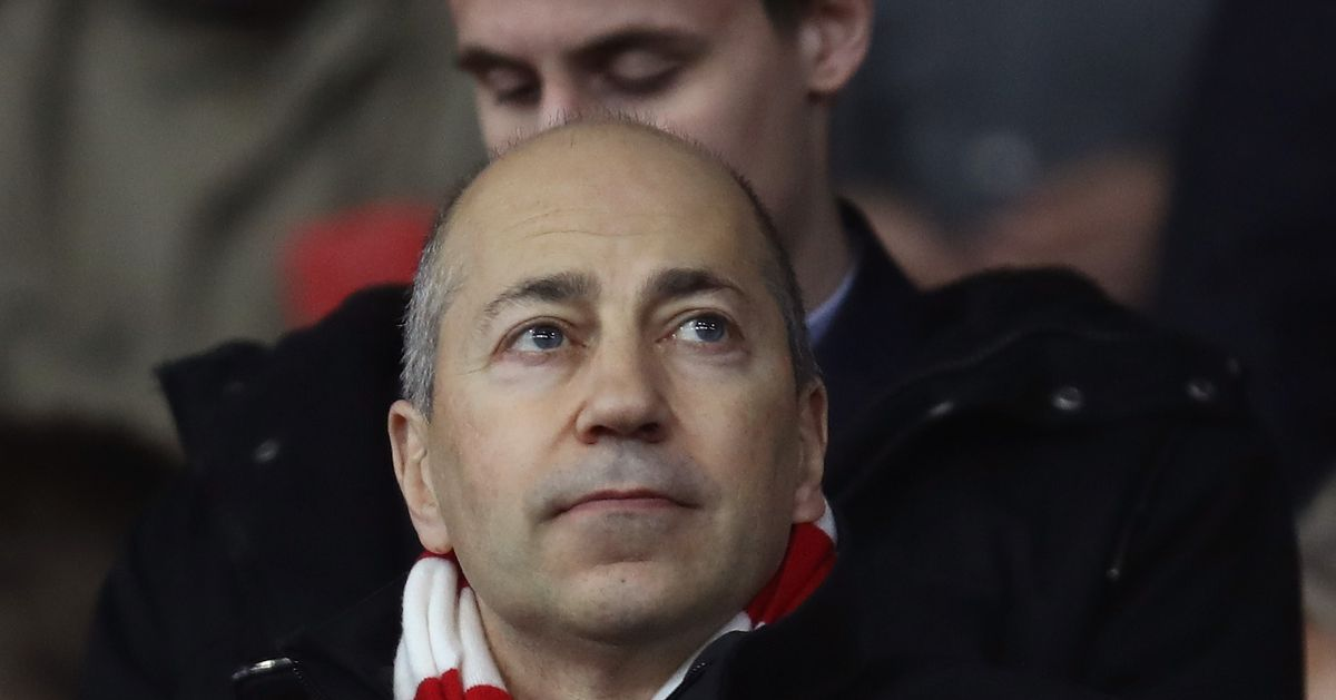Ivan gazidis officially leaves arsenal to join ac milan for 60 1785