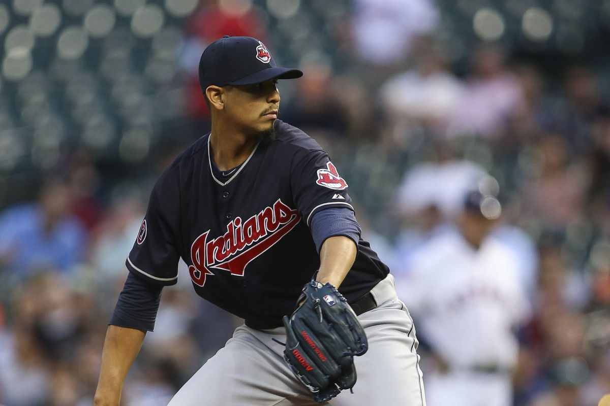 Perhaps the Indians should sign Trevor Bauer to an extension before tomorrow's game...