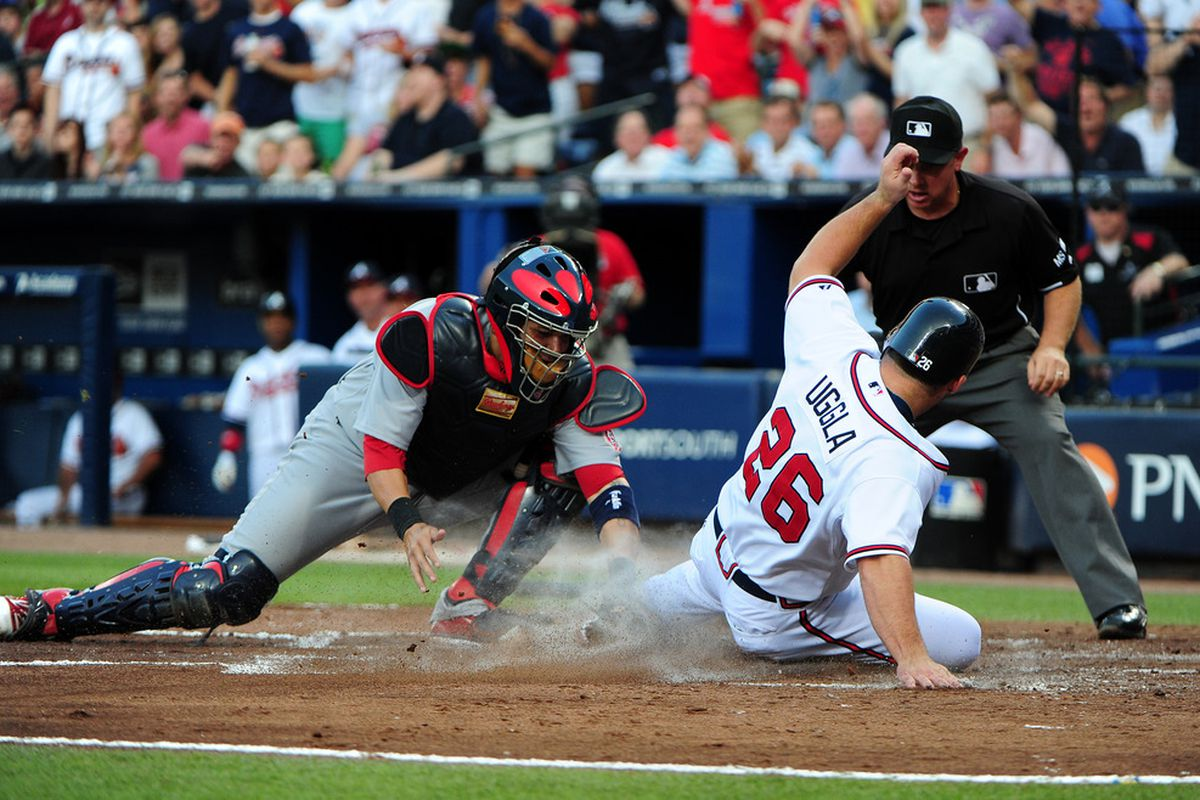 cardinals vs. braves, 2012 n.l. wild card playoff: time, tv schedule
