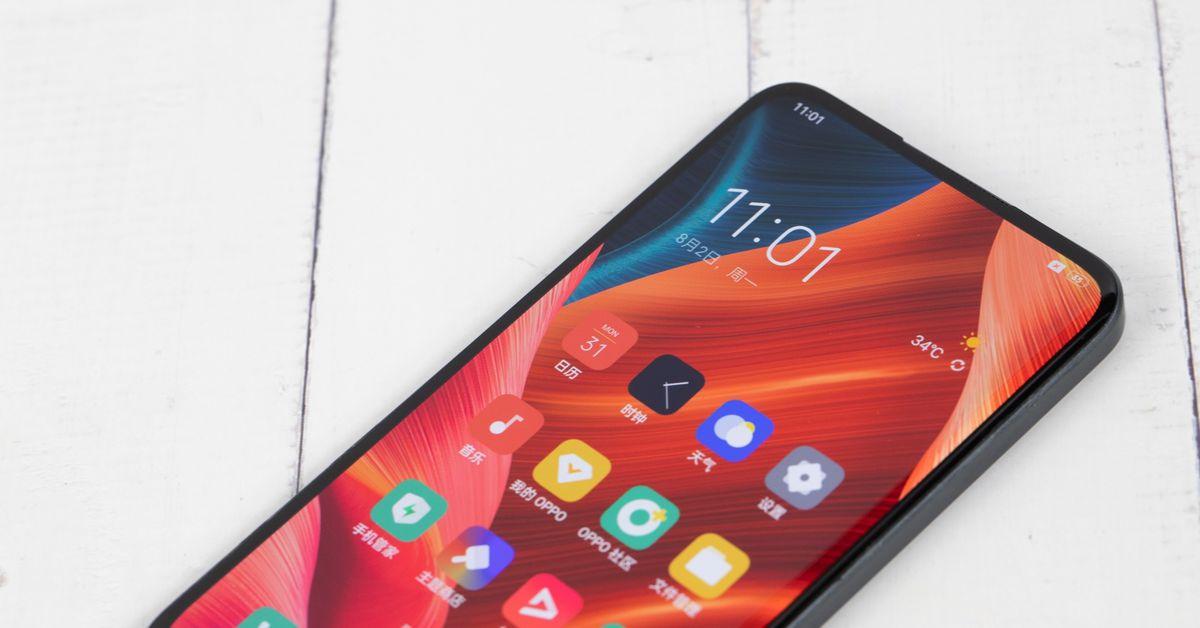 oppo-announces-next-generation-under-display-selfie-camera