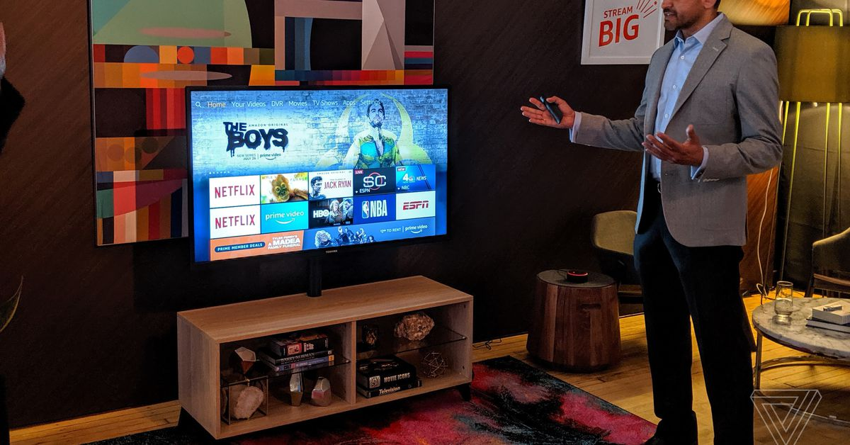 Amazon launches its first inexpensive Fire TV televisions with Dolby Vision support