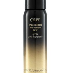 """Mother Nature may not be on your side, but one spritz of Oribe's Impermeable Anti-Humidity Spray and your locks will never lose their luster. Look for it at Rittenhouse Square's <a href=""""http://www.headsandtailsrittenhouse.com/Philadelphia%27s1stblowoutan"""