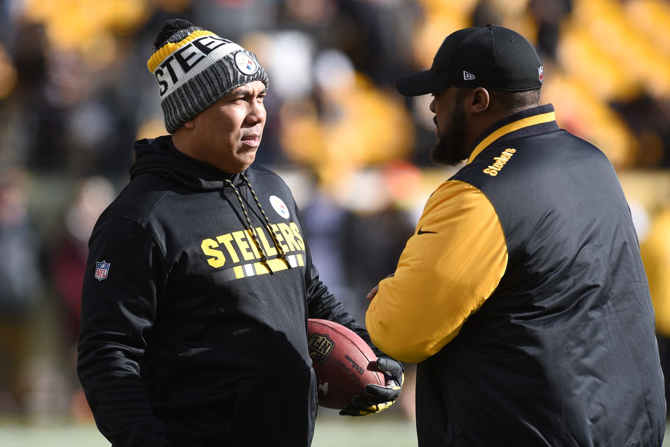 Steelers fill vacant Wide Receivers Coach position, and it isn't with Hines Ward