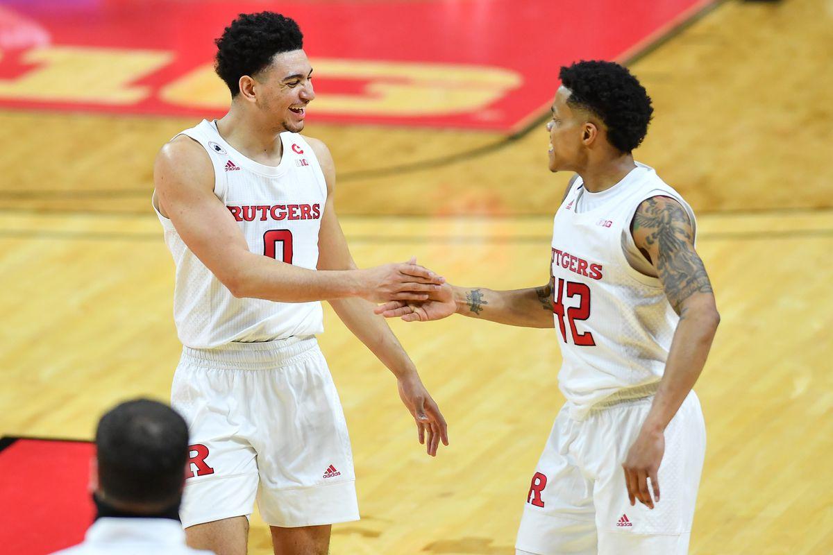 NCAA Basketball: Illinois at Rutgers