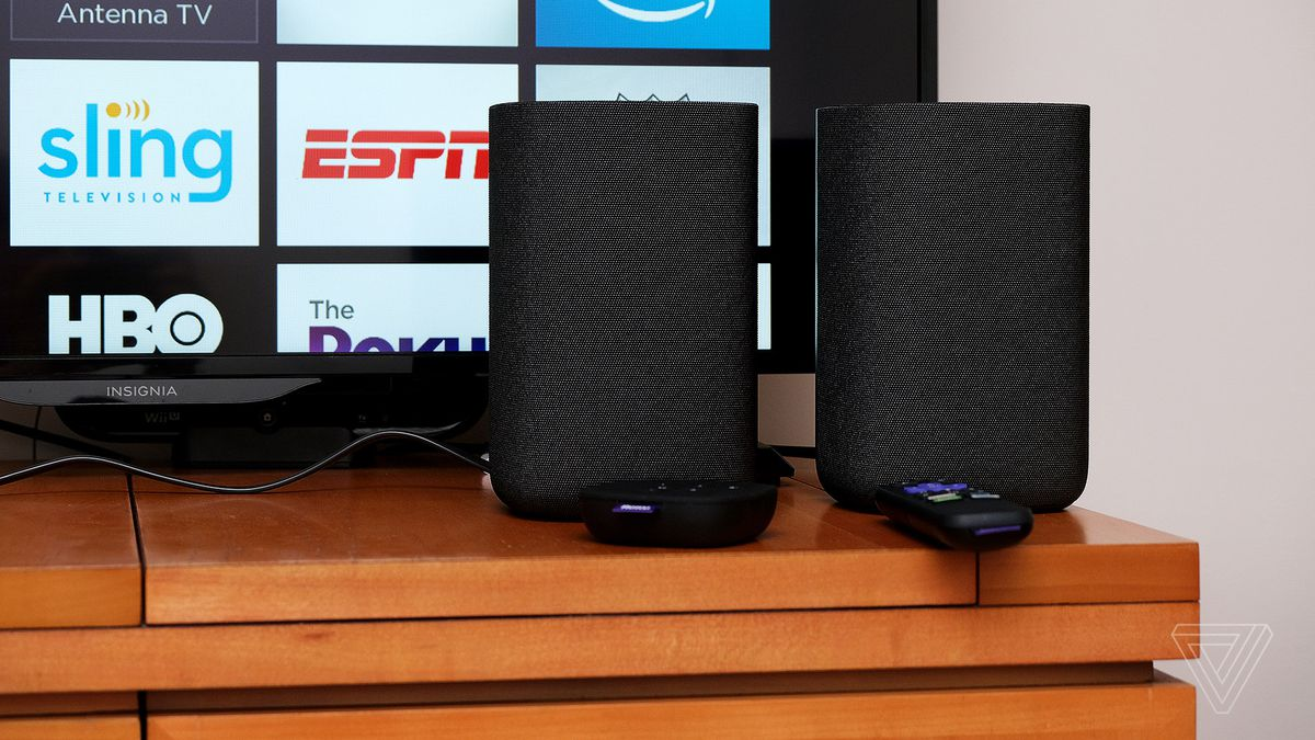 caafe8b1ff2 Roku TV Wireless Speakers review  easy listening - The Verge