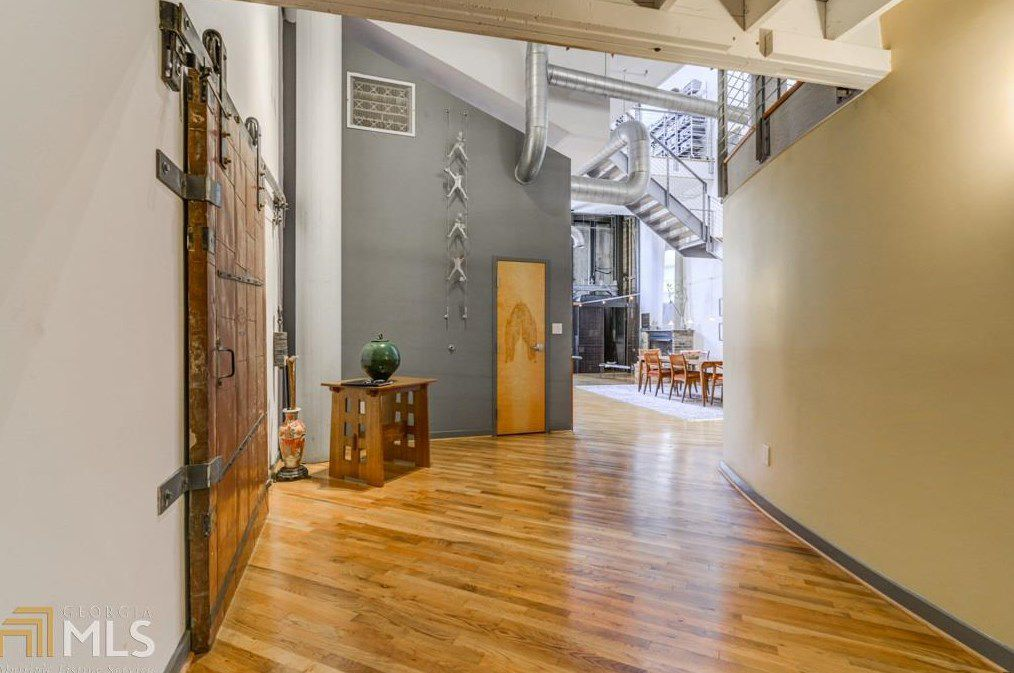 For 550k Vast Castleberry Hill Loft Takes Authenticity To The
