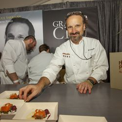 North Pond chef Bruce Sherman