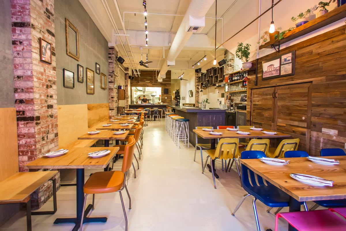 Lucia\'s Brings Neapolitan Pizza to Downtown Berkeley - Eater SF
