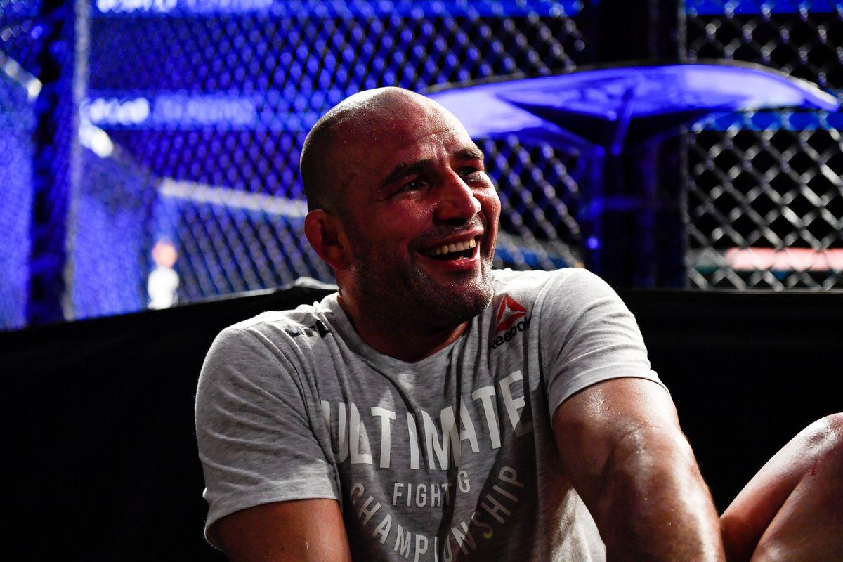 UFC Fight Night Smith v Teixeira