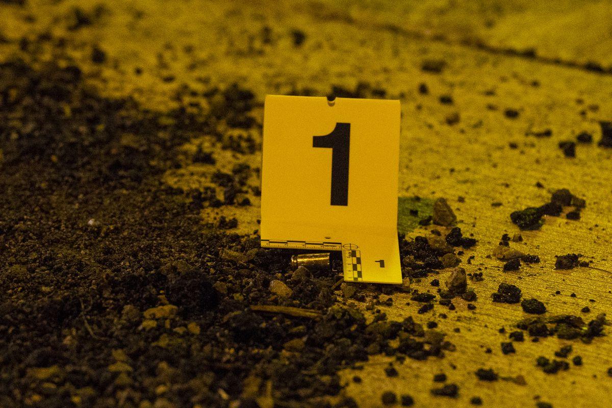 A teenage boy was shot Oct. 20, 2020, in East Garfield Park.