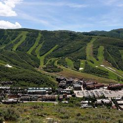 Park City Mountain Resort in Park City on Thursday, June 19, 2014. Park City Mountain Resort and Talisker Land Holdings asked for more time Monday to negotiate a three-year dispute on the resort's lease of 3,000 acres owned by Talisker.