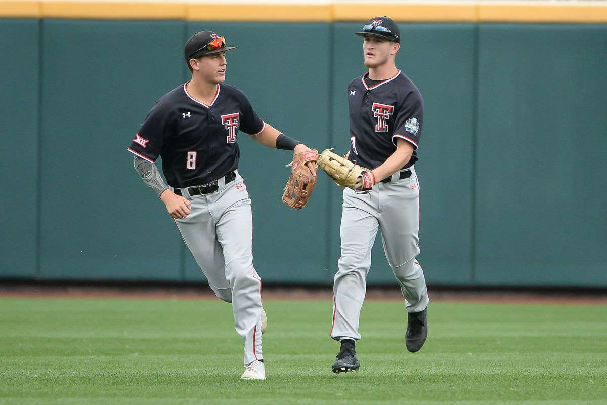 NCAA Baseball: College World Series-Florida State vs Texas Tech