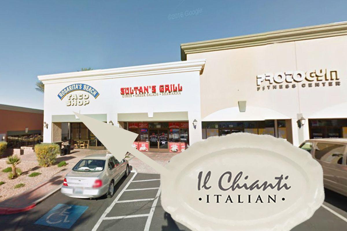 Il Chianti Italian Seafood and Steak Restaurant