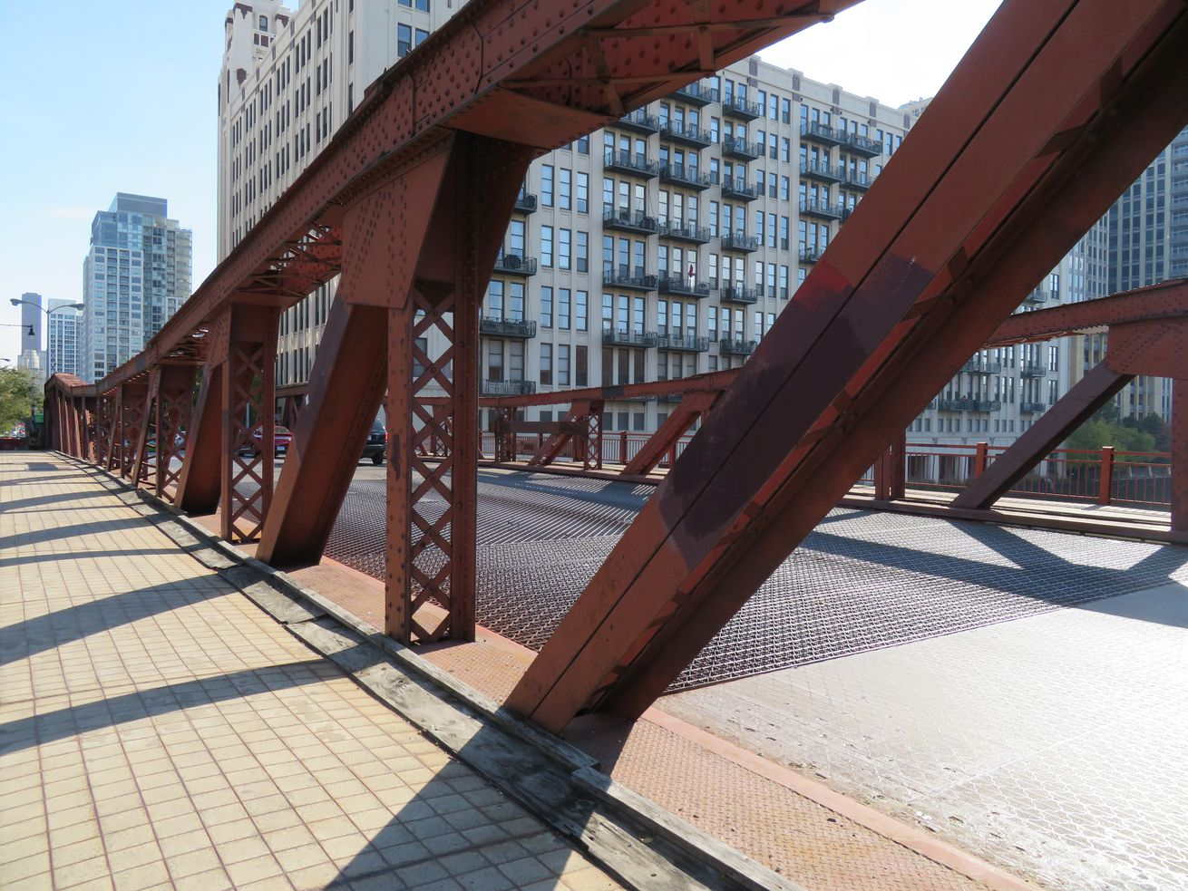 The days are numbered for the 104-year-old Chicago Avenue bridge.