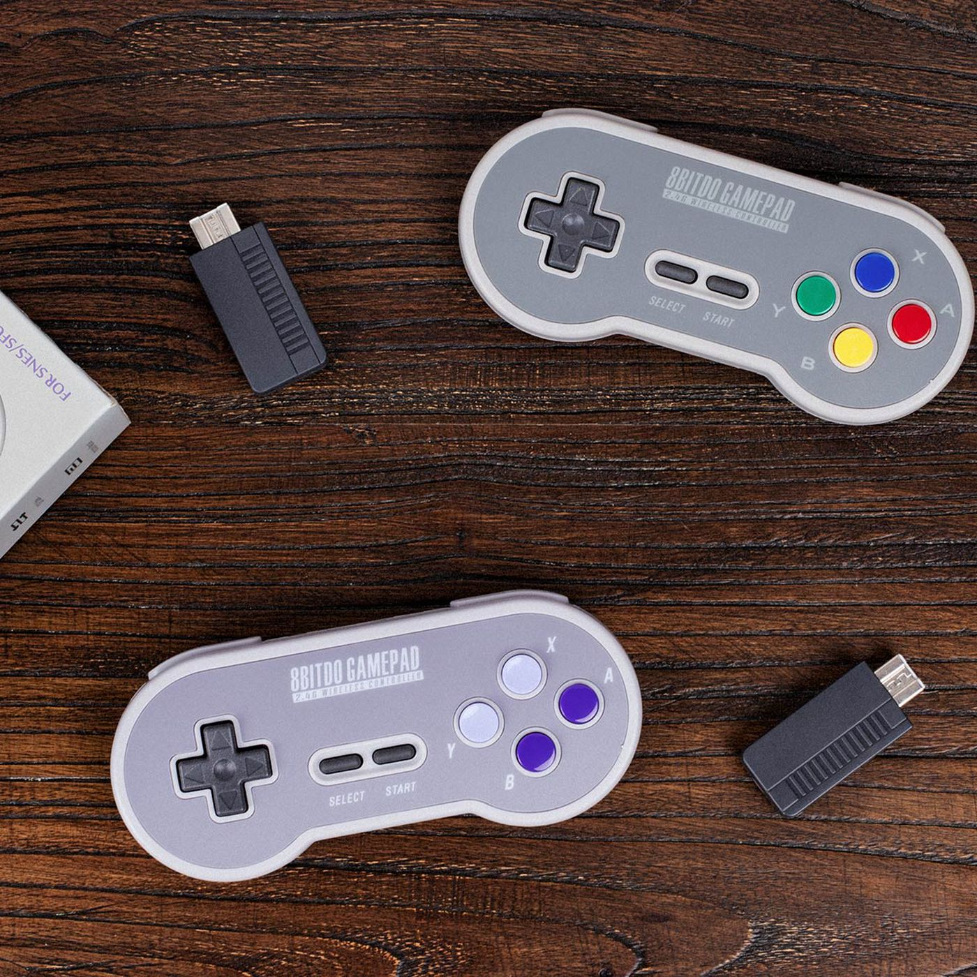 The SNES Classic is so much better with a wireless controller - The