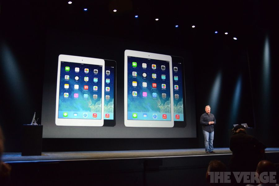 View or Review Apple's Presentation of the iPad Mini