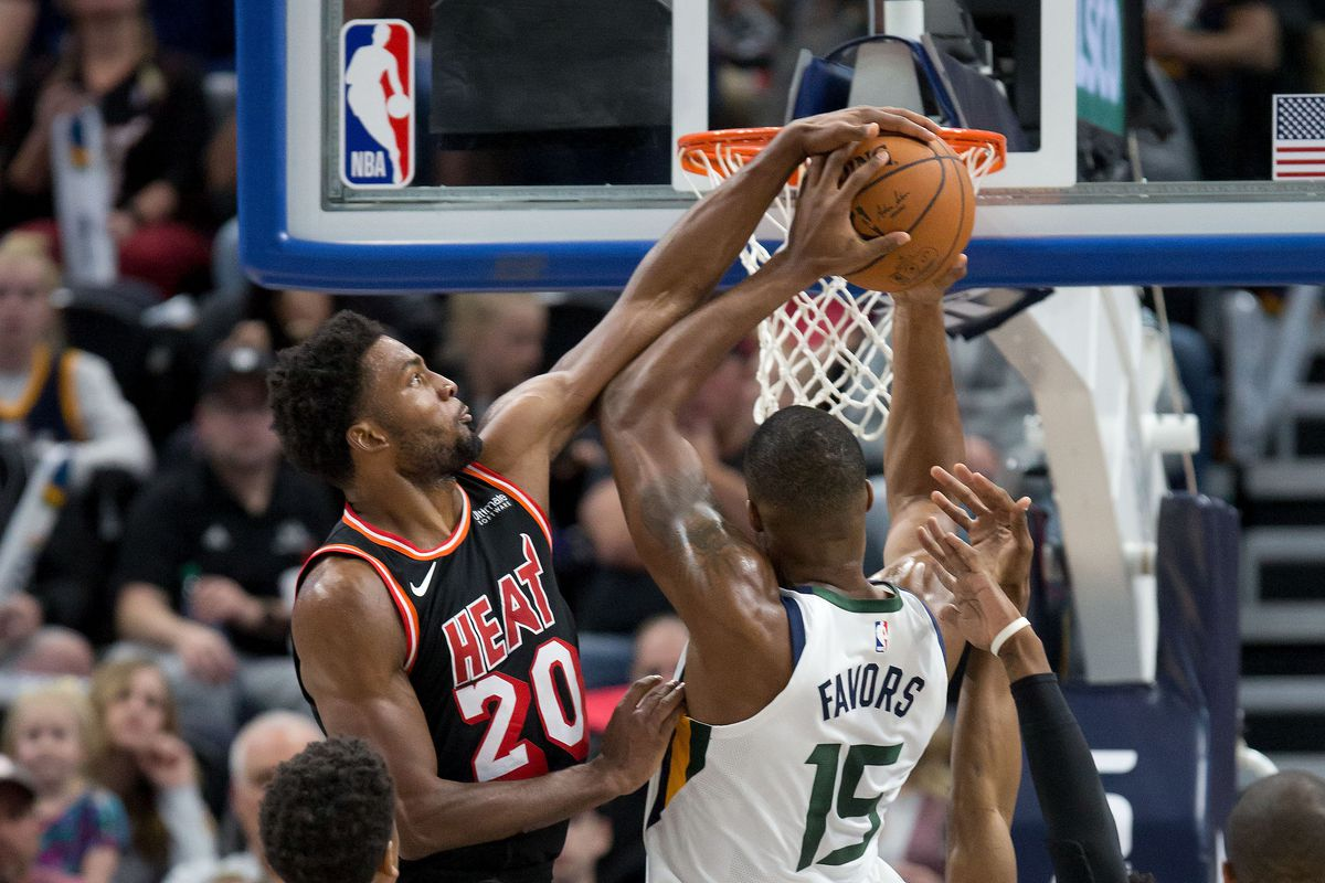 6c8637658 Game Preview  Heat continue homestand against Jazz - Hot Hot Hoops