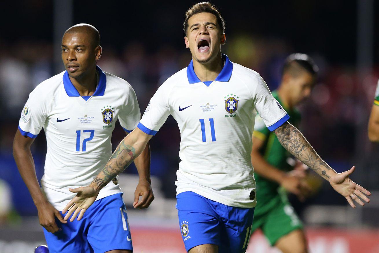 Brazil 3-0 Bolivia: Strong Start