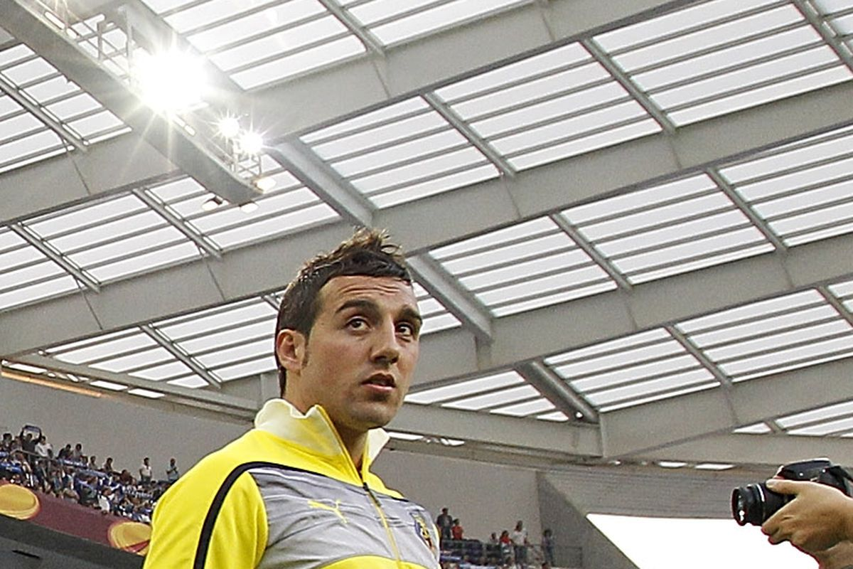 FC Porto v Villarreal - UEFA Europa League Semi Final