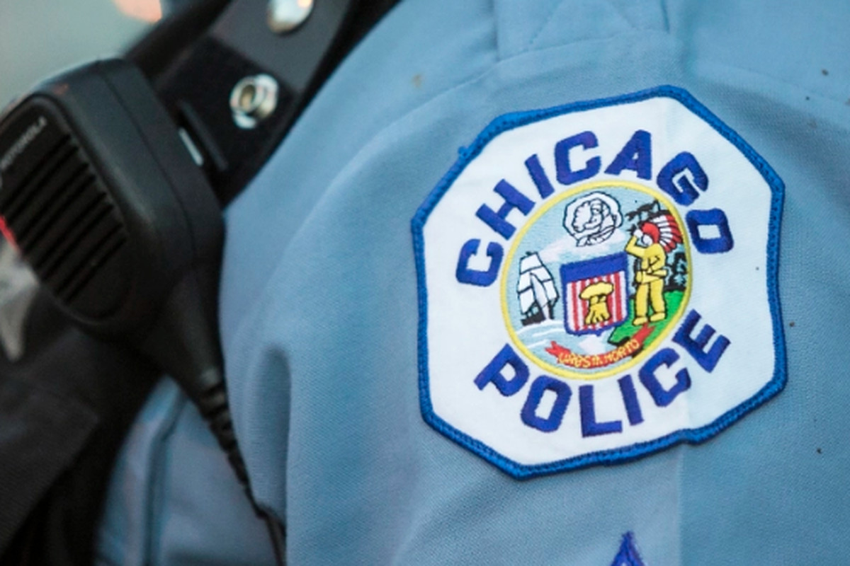 Chicago police officers will increase their patrol of DUI drivers the night of Oct. 18, 2019, in Albany Park.