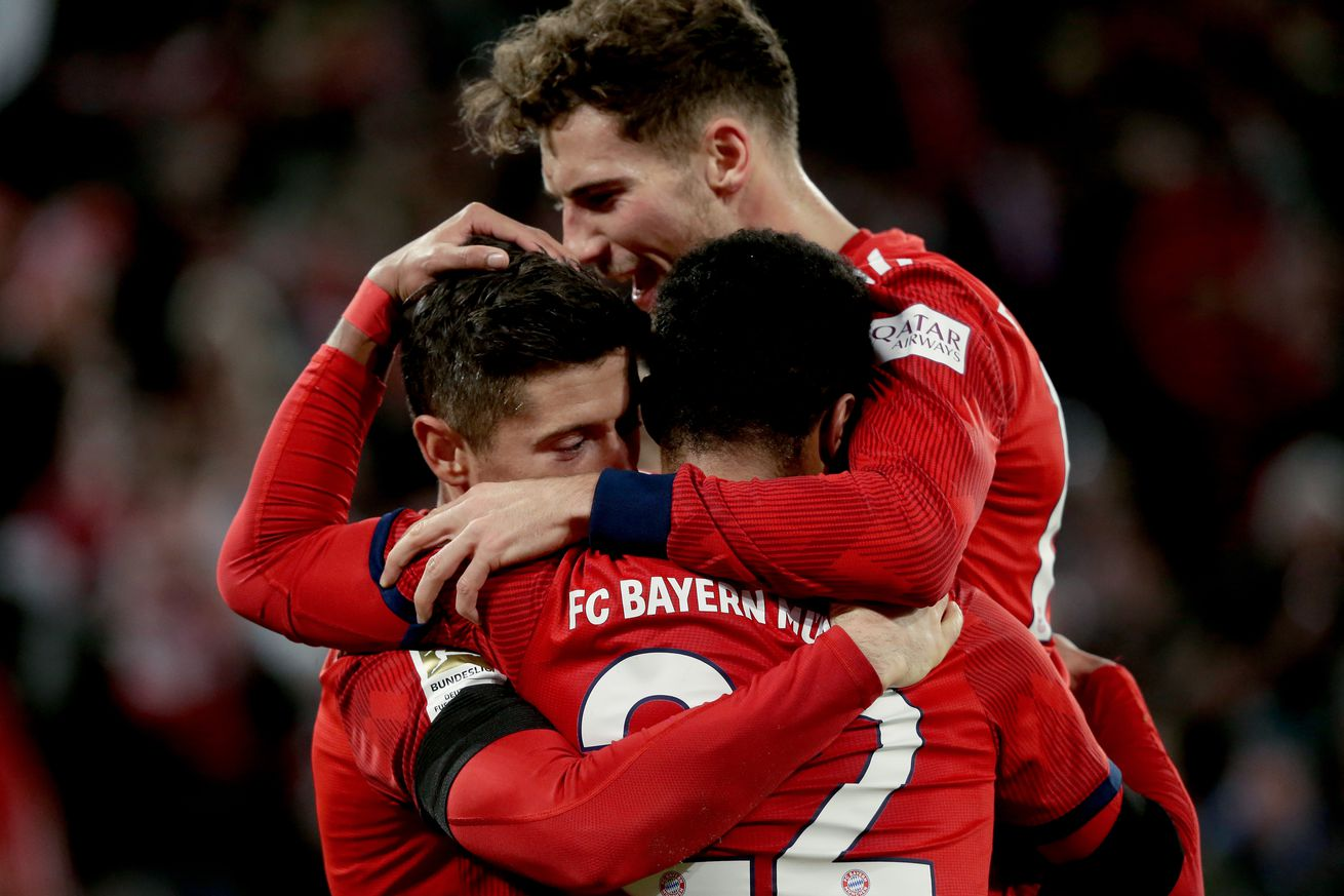 Three observations from Bayern Munich?s crucial 3-1 win over Schalke
