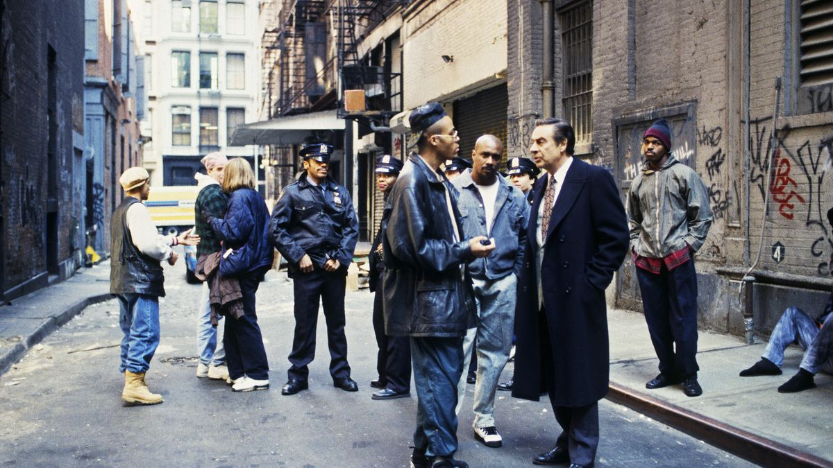 Law Order How The Long Running Tv Show Chronicles New York City