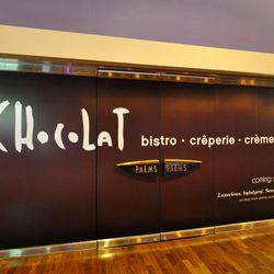 Chocolat Bistro plans to open next month.