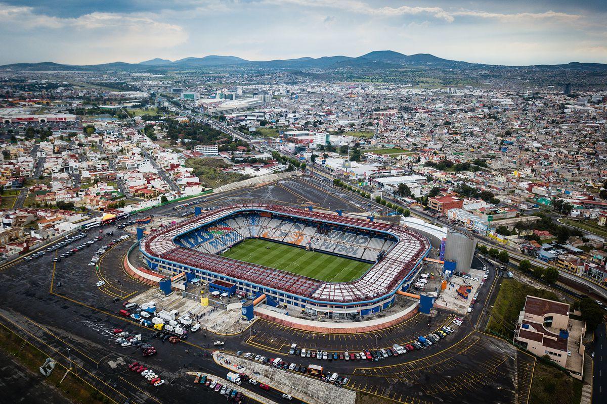 Pachuca v Tigres UANL - Torneo Apertura 2018 Liga MX