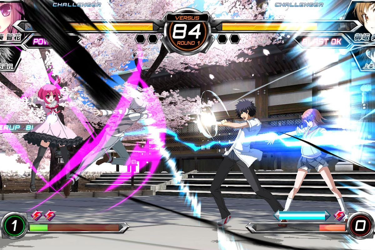 Heres Something You Probably Werent Expecting From Sega The Publisher Is Bringing Dengeki Bunko Fighting Climax Crossover 2D Game