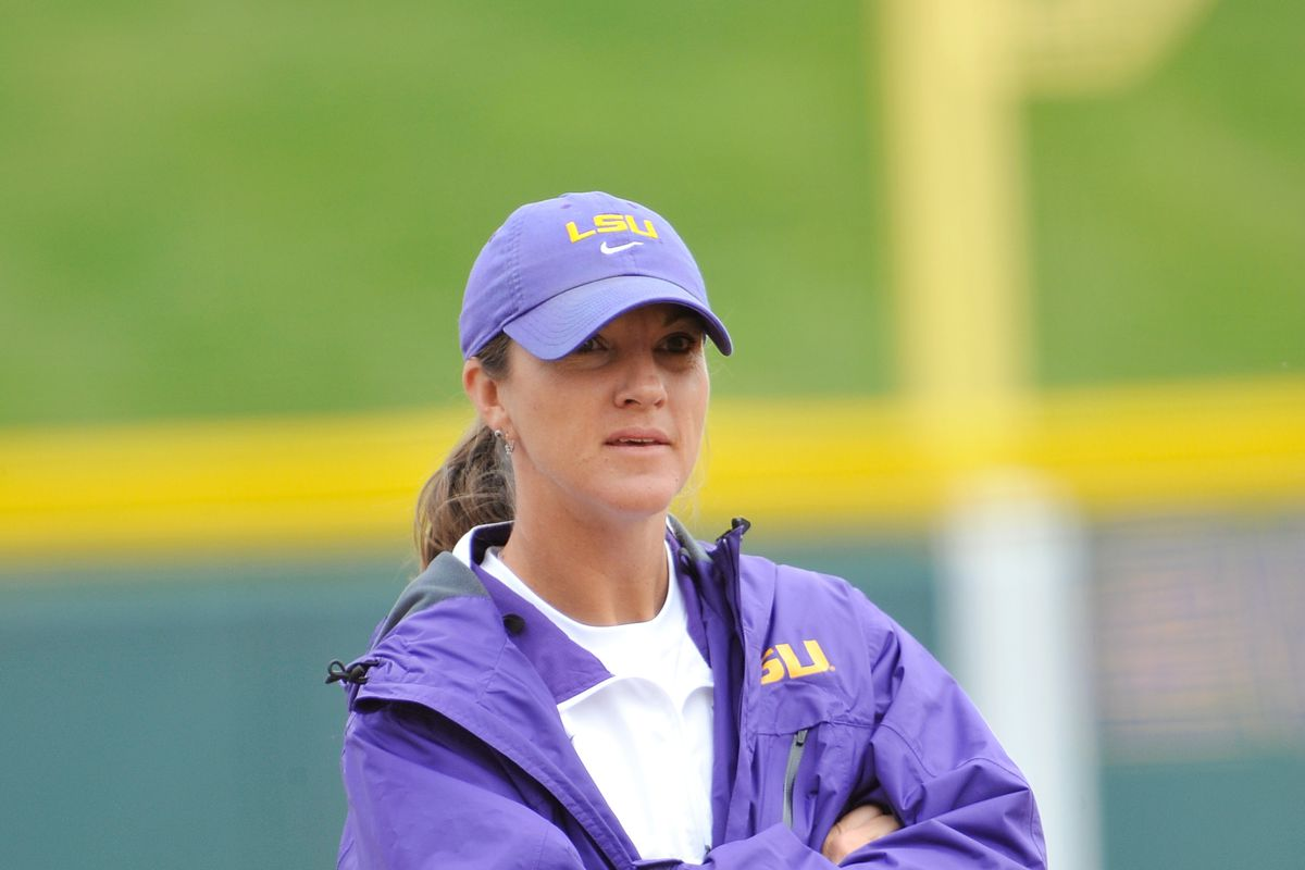 Louisiana State University Tigers Women's Softball