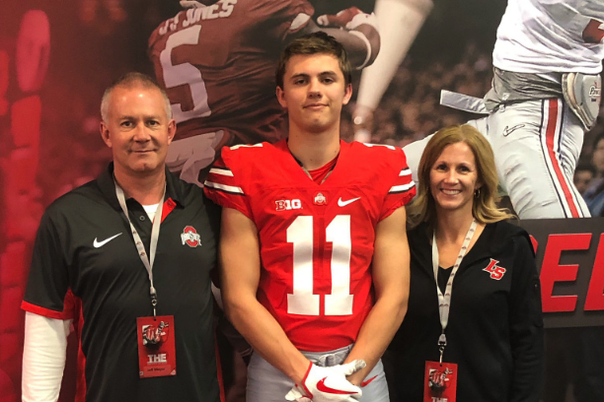 Best Kicker 2020 Jake Seibert, nation's top ranked kicker, commits to Ohio State