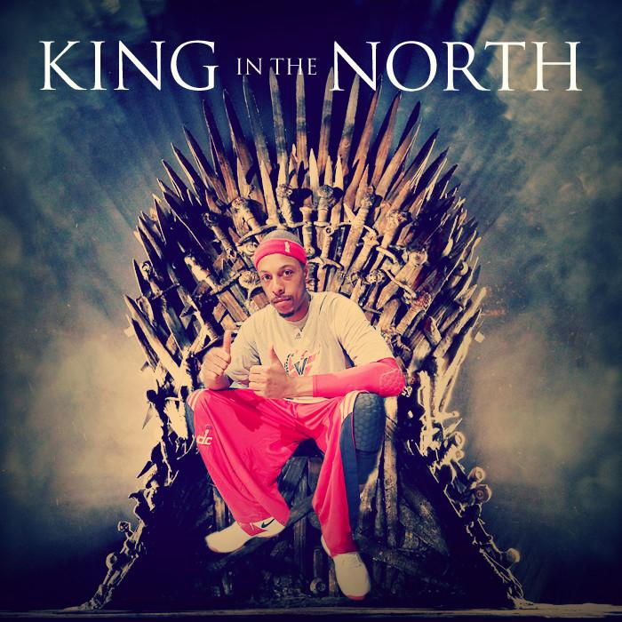 Paul Pierce King of North