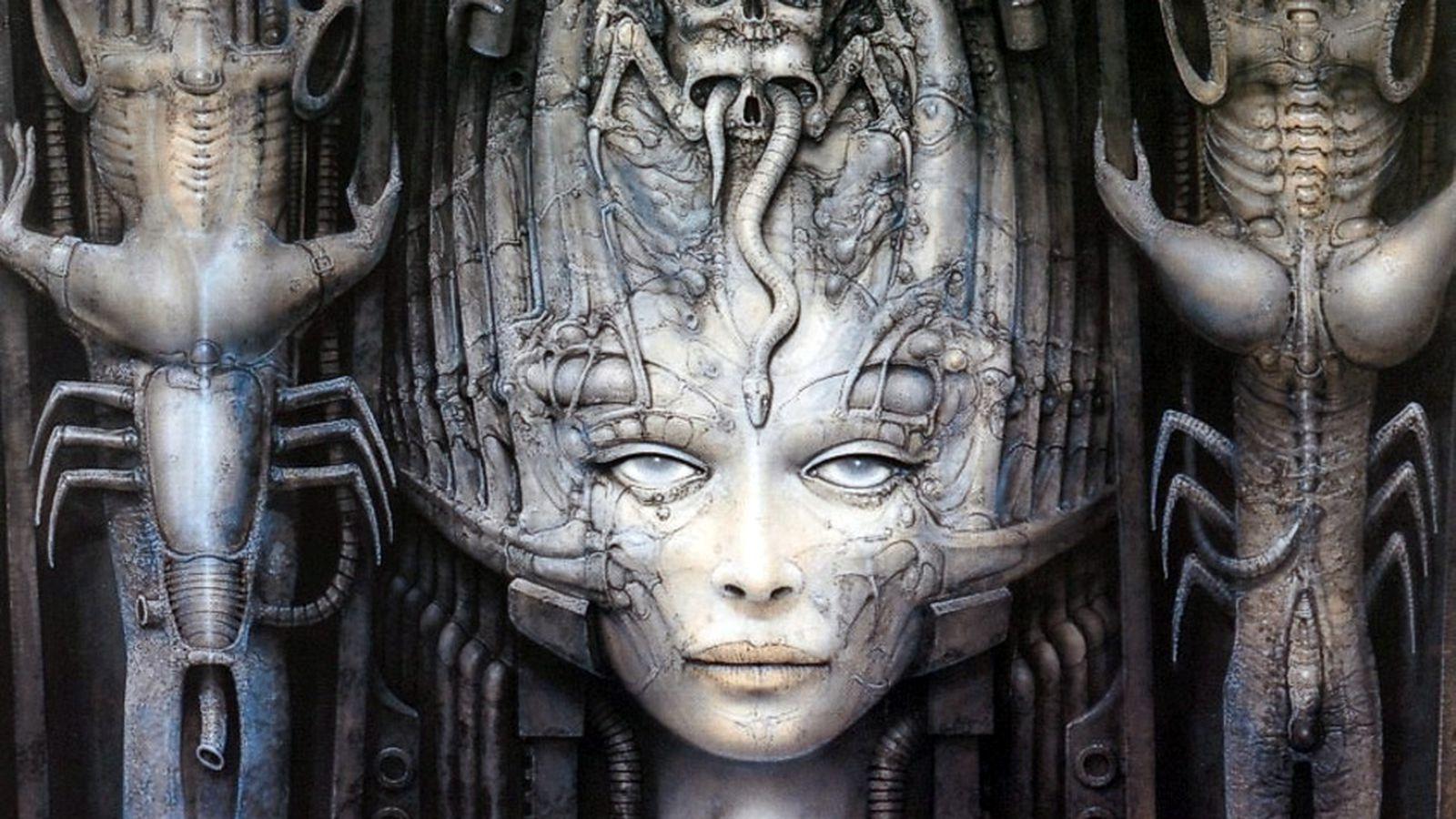 Alien Artist H R  Giger Dies At 74