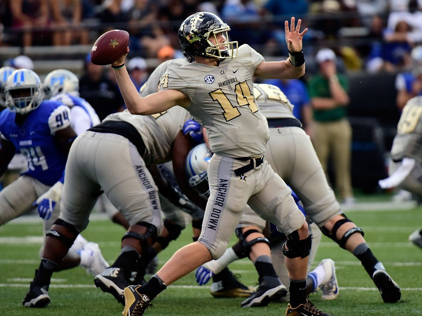 Florida Vs Vanderbilt Game Time TV Schedule How To Watch Online Odds And Preview Team Speed Kills