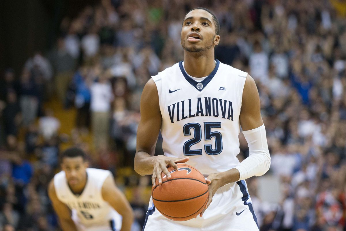 Building up Villanova Wildcat Mikal Bridges Big East Coast Bias