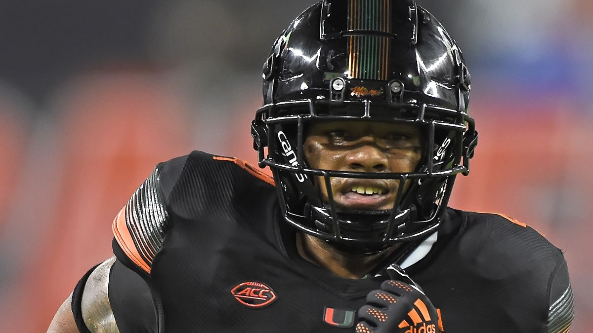 COLLEGE FOOTBALL: OCT 23 NC State at Miami