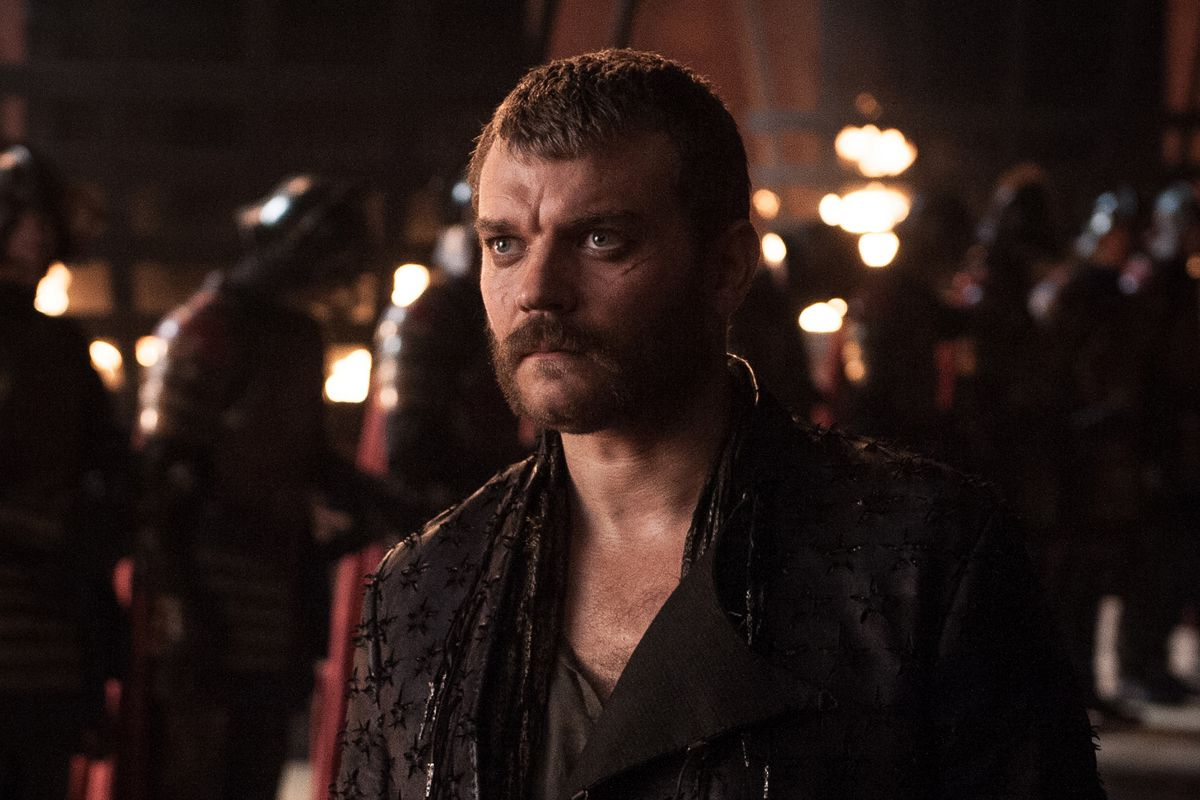 euron greyjoy�s axe in game of thrones pays tribute to a