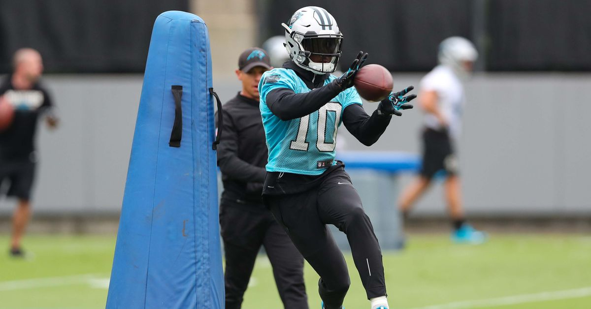 Panthers 2019 OTAs Day 3 open thread