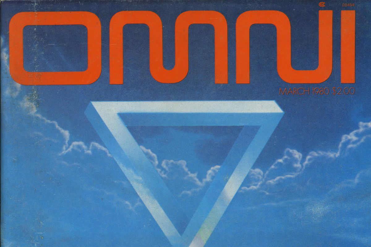 The entire collection of Omni Magazine is back online - The Verge