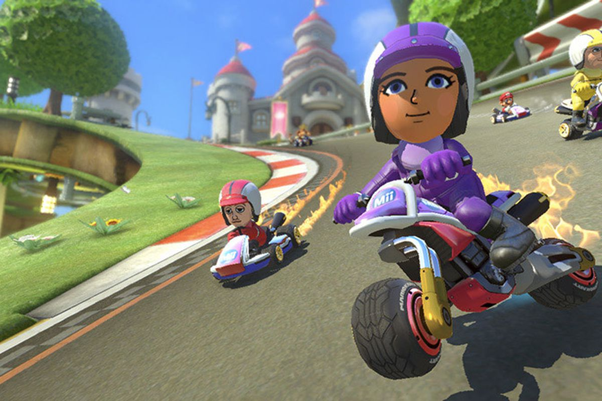 mario kart 8 amiibo support unlocks new costumes for your. Black Bedroom Furniture Sets. Home Design Ideas