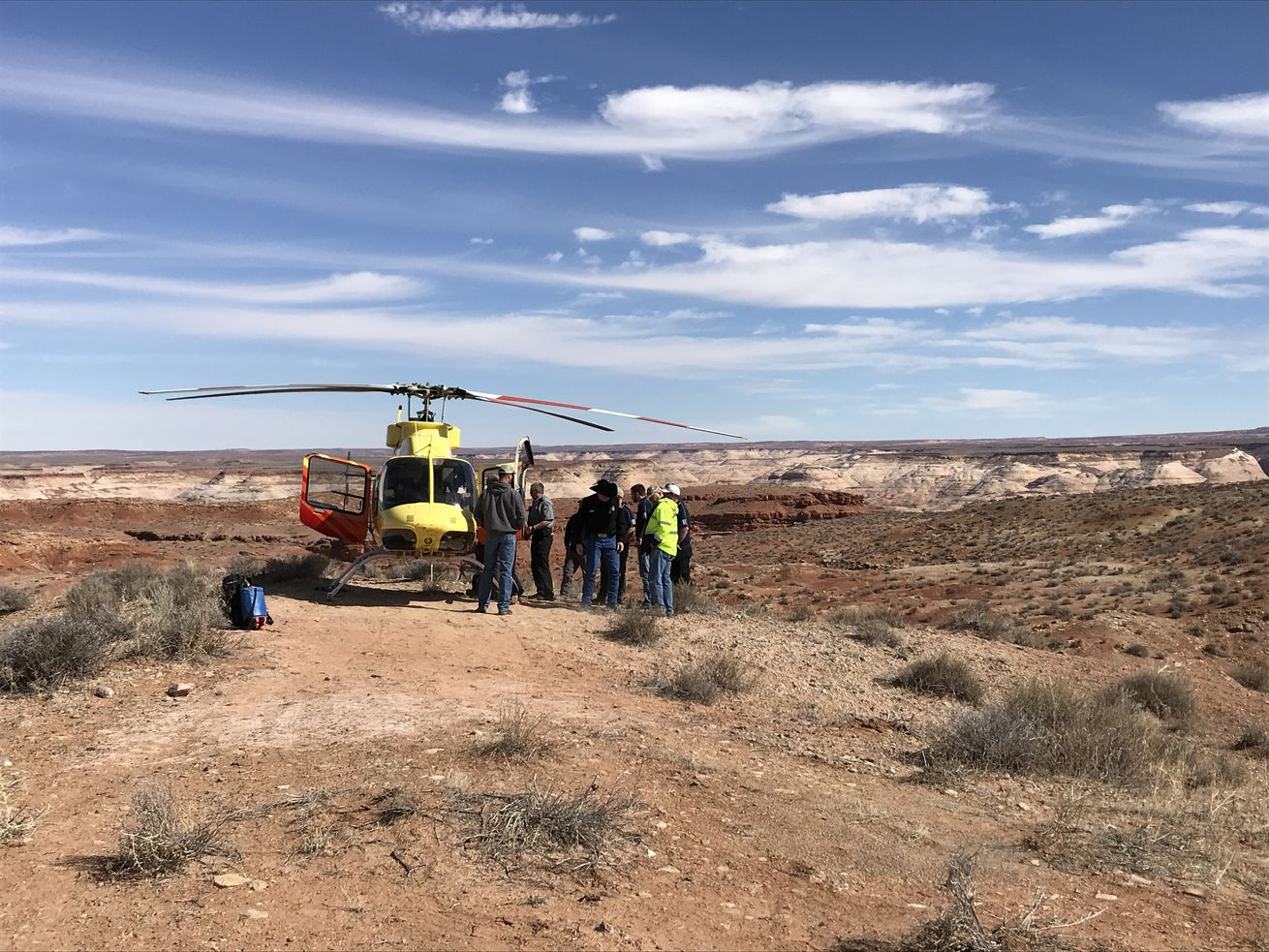 Woman dies in fall at Angel Point Cove Canyon