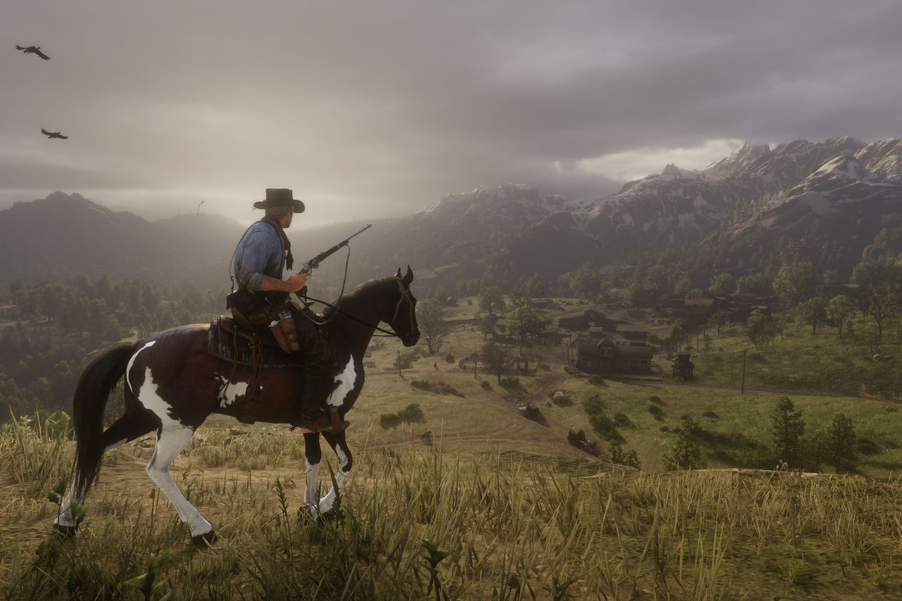 rockstar says senior staff chose to work excessive hours on red dead redemption 2