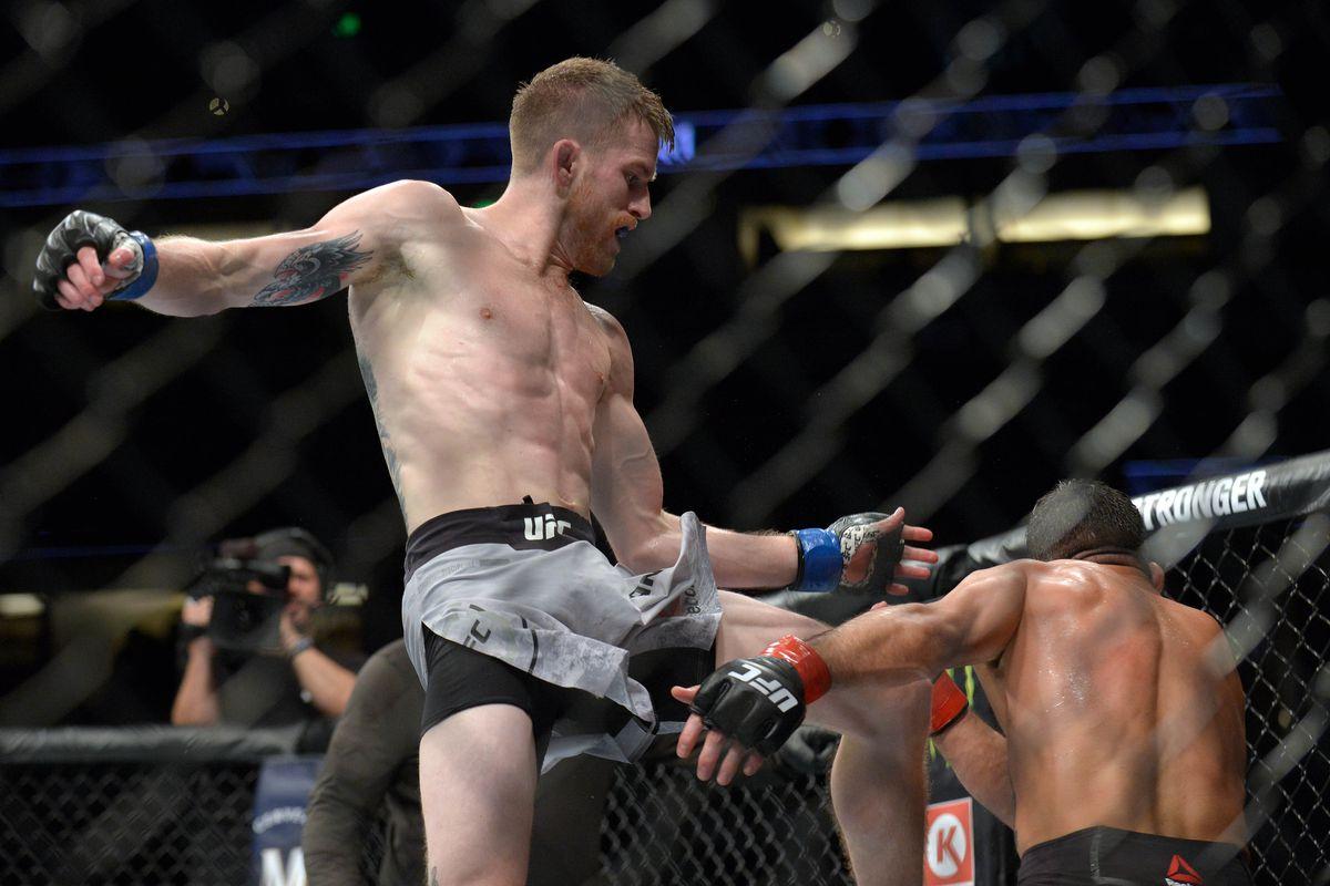 MMA: UFC 241-Assuncao vs Sandhagen