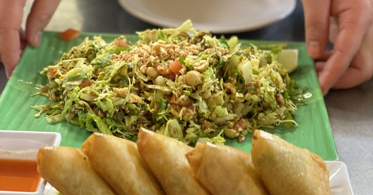 Burmese Tea Leaf Salad Is Coming to Beaverton