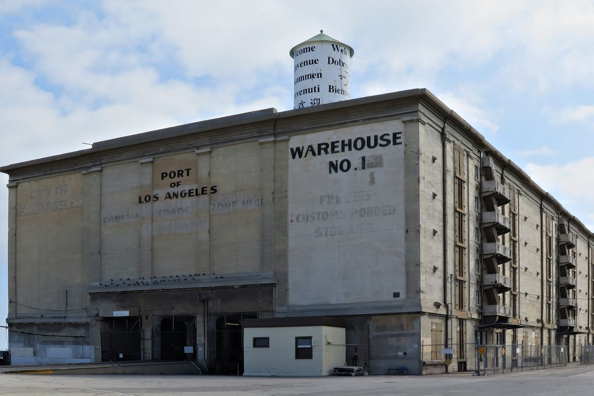 View of Warehouse One
