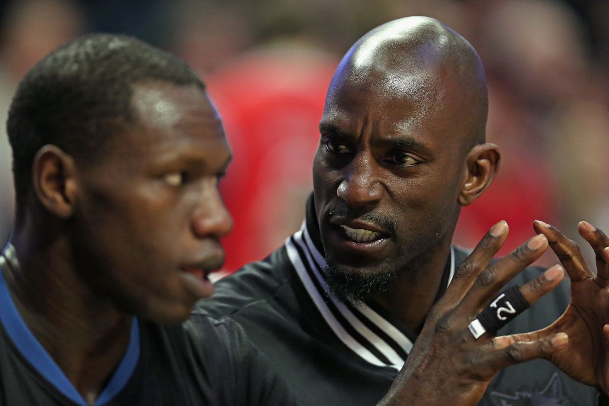 cba34144b67 Kevin Garnett was one of a kind. These bizarre stories prove it ...