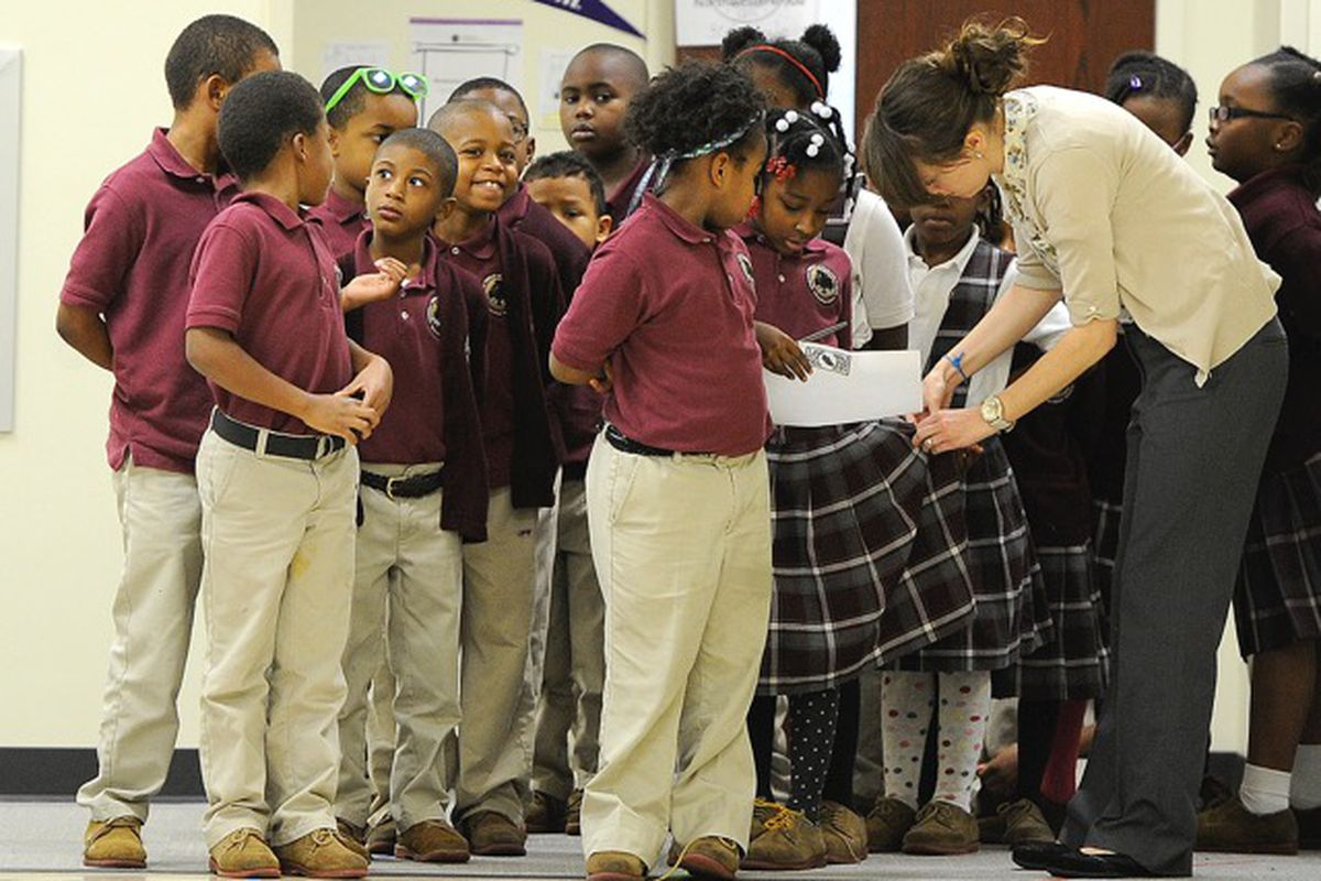 Tindley schools is considering joining the Indianapolis Public Schools innovation network.