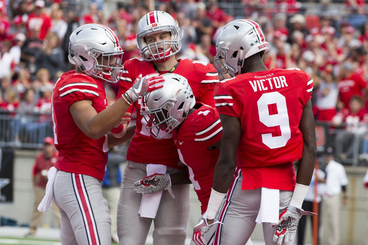 Share Ohio State Releases First Depth Chart Of 2017 Against Indiana Tweet Reddit Pocket Flipboard Email Greg Bartram Usa Today Sports