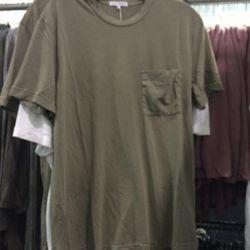 Men's t-shirt, $30