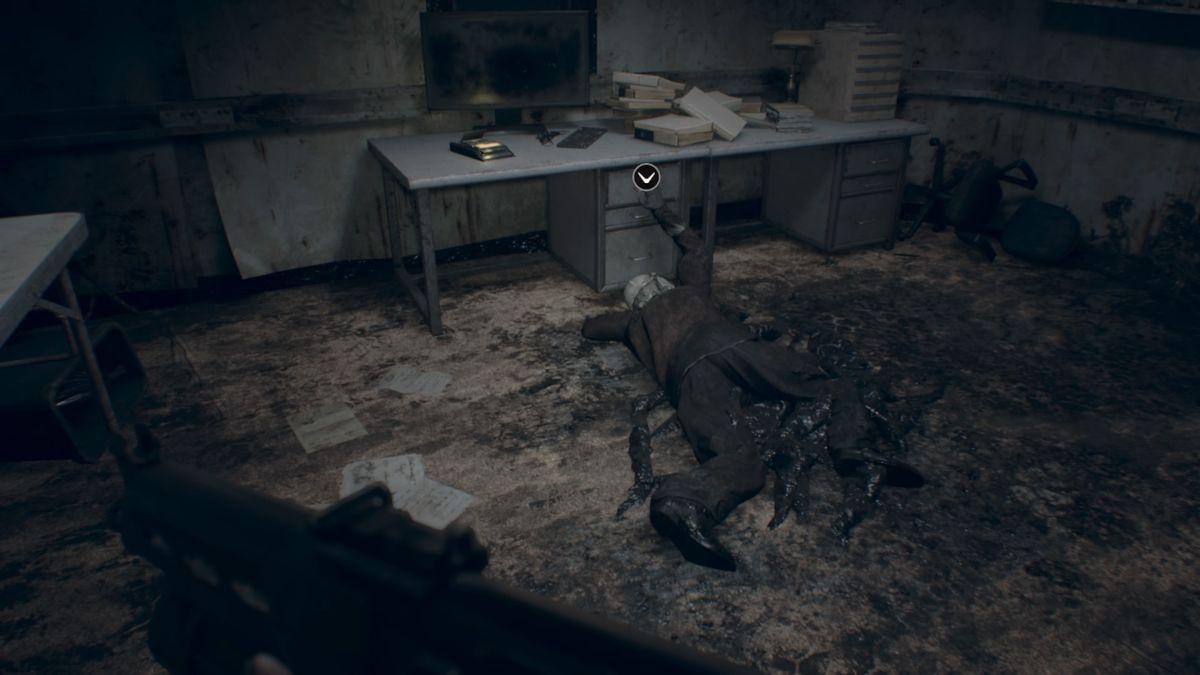 Resident Evil  Eveline S Room X